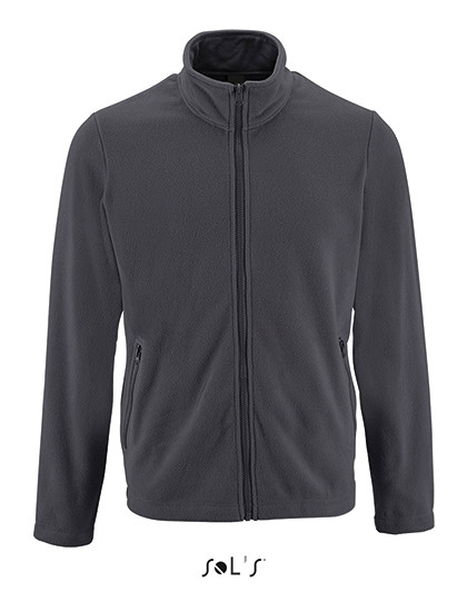 Mens Plain Fleece Jacket Norman SOL´S 02093 - Letnie
