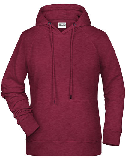 Ladies` Hoody James&Nicholson 8023