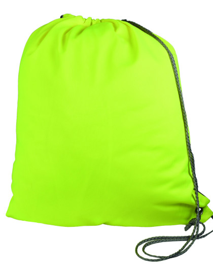 One-Sided Reflective Gym Bag printwear 6170 - Plecaki