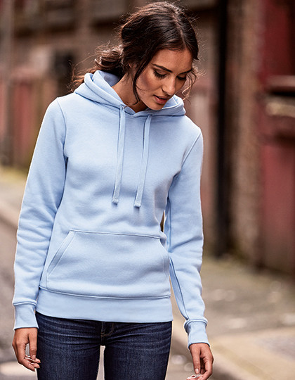 Damska bluza Ladies Authentic Hood Russell R-265F-0