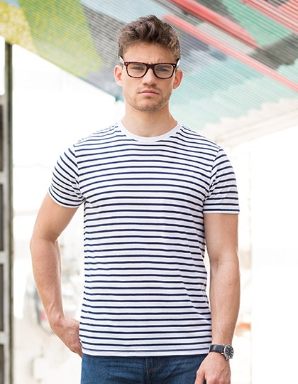 Unisex Striped T SF SF202