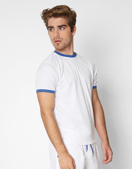 9d516bd6bbbc8a Action - Short Sleeve Sport T-Shirt Nath Action - Męskie koszulki sportowe