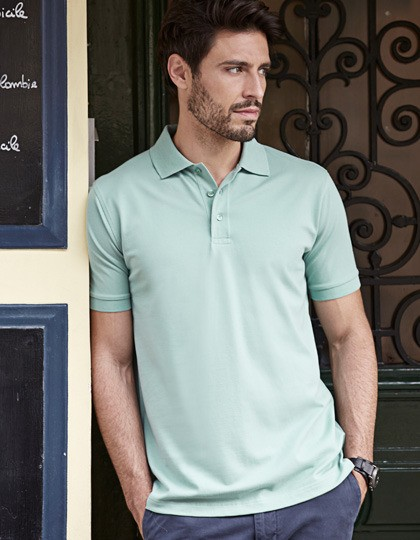 Męski Luxury Stretch Polo