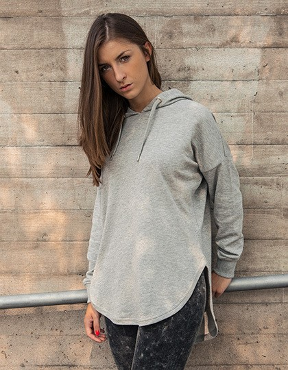 Ladies Oversized Hoody Build Your Brand BY037
