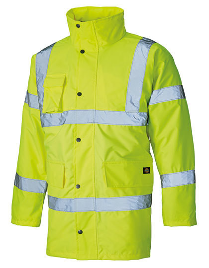 Kurtka High Visibility Motorway Safety Dickies SA22045