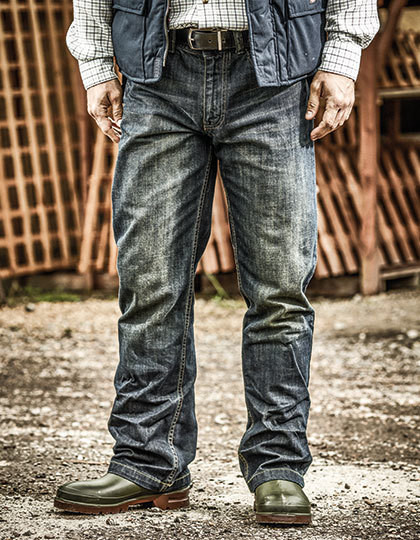 Stonewashed Jeans Boston Dickies WD1000