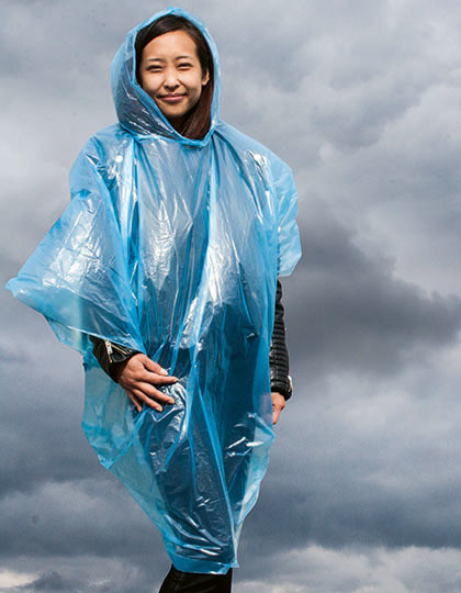 Disposable Raining Poncho Sumatra Korntex Poncho
