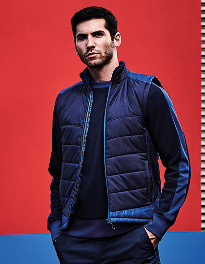 Men´s Contrast Insulated Bodywarmer Regatta TRA841 - Zimowe