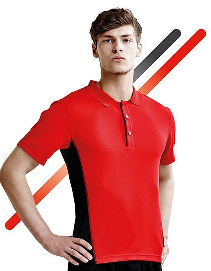 Salt Lake Polo Regatta Activewear TRS160 - Sportowe koszulki polo