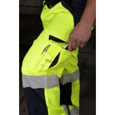 High Visibility Industry 300 Trousers EN20471