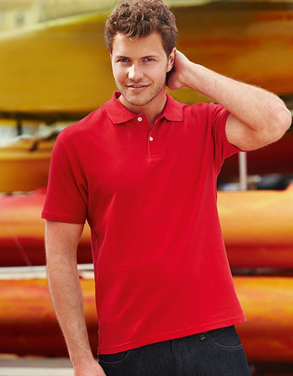 Original Polo Fruit of the Loom 63-214-0