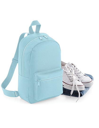 Mini Essential Fashion Backpack BagBase BG153