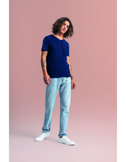 Iconic 150 V Neck T Fruit of the Loom 61-442-0