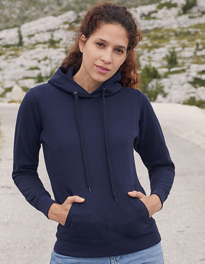 Bluza damska - Classic Hooded Sweat Fruit of the Loom 62-038-0