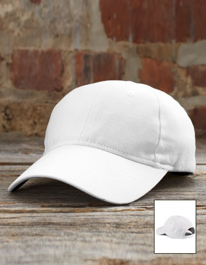 Czapka Solid Brushed Twill