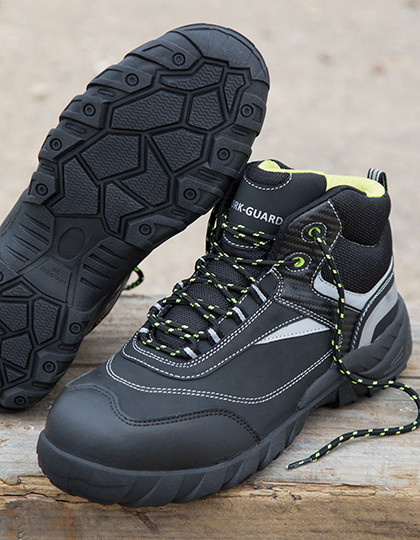 Blackwatch Safety Boot Result WORK-GUARD R339X