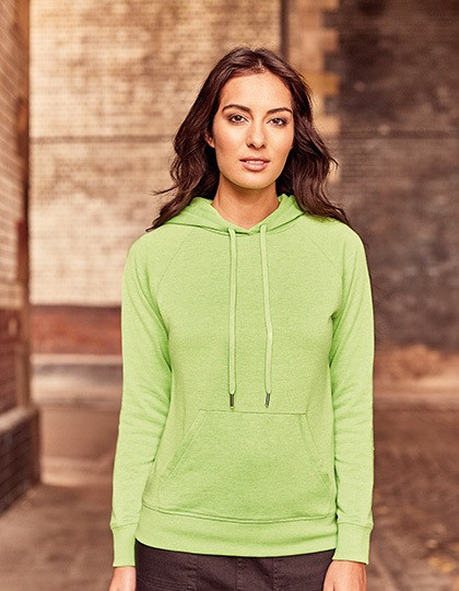 Ladies´ HD Hooded Sweat