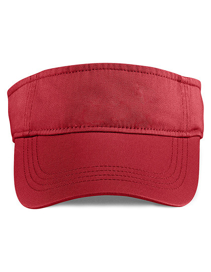 Low-Profile Twill Visor Anvil 158 - Daszki
