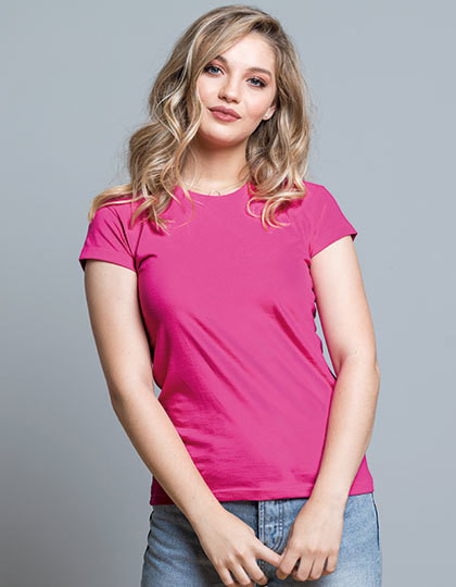 Regular Lady Comfort T-Shirt JHK TSRLCMF