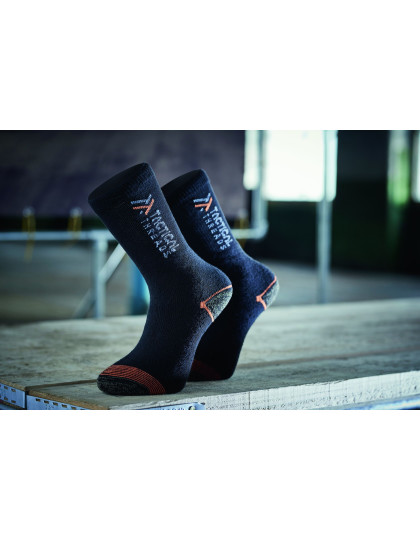 3 Pack Work Socks Regatta Tactical TRP402 - Odzież piłkarska