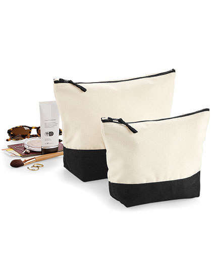 Dipped Base Canvas Accessory Bag Westford Mill W544 - Akcesoria