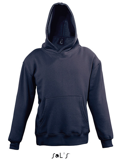 Kid´s Hooded Sweat Slam SOL´S 13255 - Z kapturem