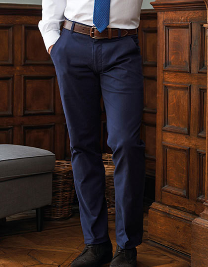 Business Casual Collection Miami Men`s Fit Chino Brook Taverner 8807
