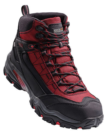 Causeway S3 Waterproof Safety Hiker Regatta Hardwear TRK110 - Robocza