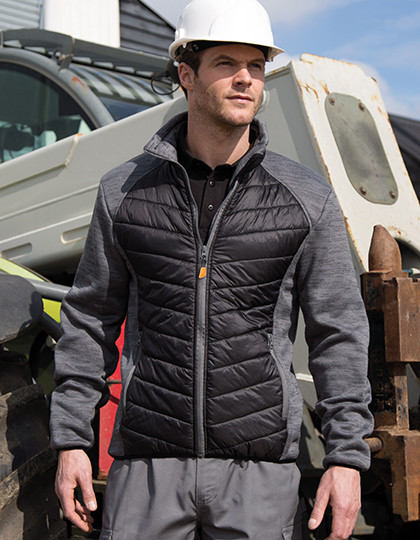 Elevator Jacket Result WORK-GUARD R314X - Soft-Shell