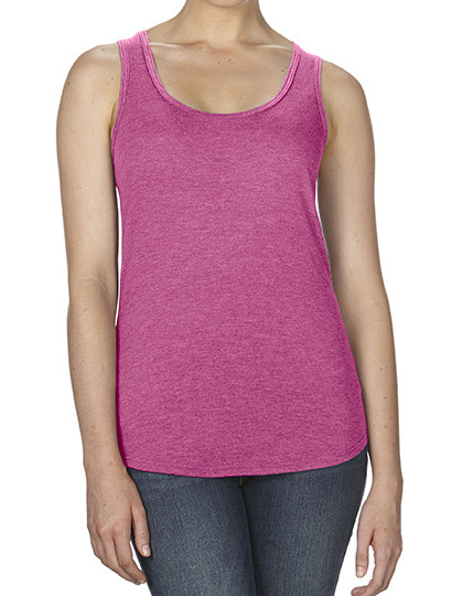 Women's Tri-Blend Racerback Tank Anvil 6751L