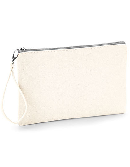 Canvas Wristlet Pouch Westford Mill W520