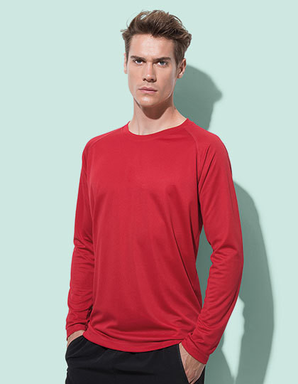 Active 140 Long Sleeve T-Shirt Stedman ST8420 - Sportowa