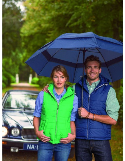 Women Mixed Doubles Bodywarmer Slazenger 33426