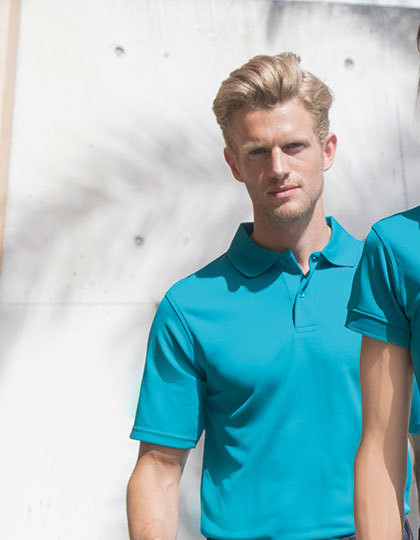 Męski Coolplus® Polo Shirt Henbury H475