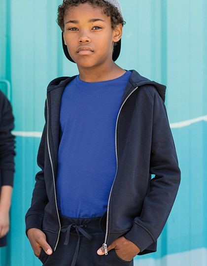 Kids Zip-Through Hoody SF SM526