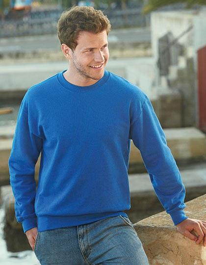 Bluza Premium Set-In Sweat Fruit of the Loom 62-154-0