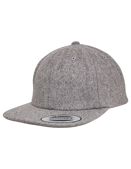 Melton Cap FLEXFIT 6502MC - Snapbacki