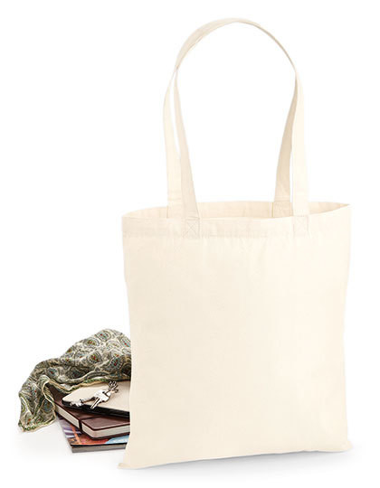 Premium Cotton Bag Westford Mill W201 - Torby