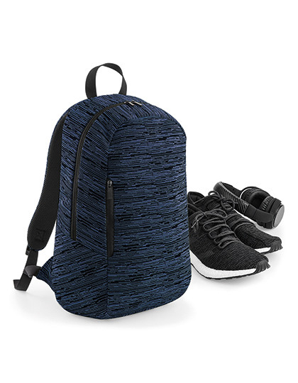 Duo Knit Backpack BagBase BG198