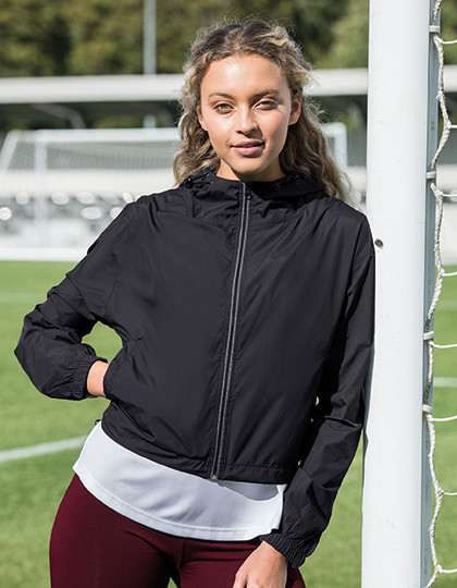 Girlie Cool Windshield Jacket Just Cool JC065 - Bluzy sportowe