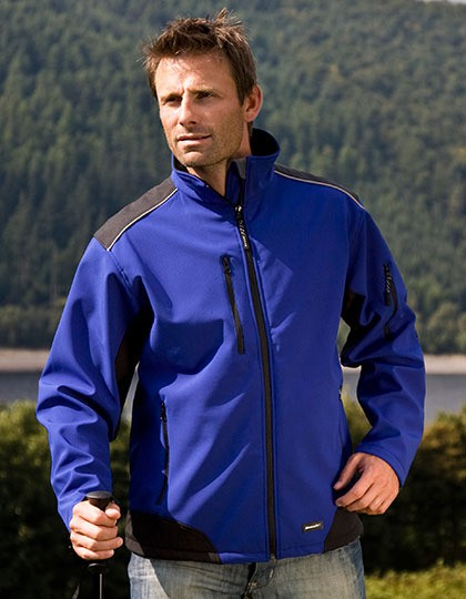 Kurtka Ripstop Soft Shell Work Result WORK-GUARD R124X - Kurtki (Soft-Shell)