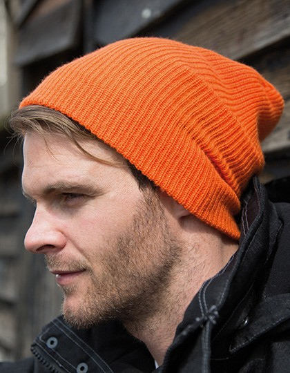 Core Softex® Beanie Result Winter Essentials RC031X - Czapki zimowe
