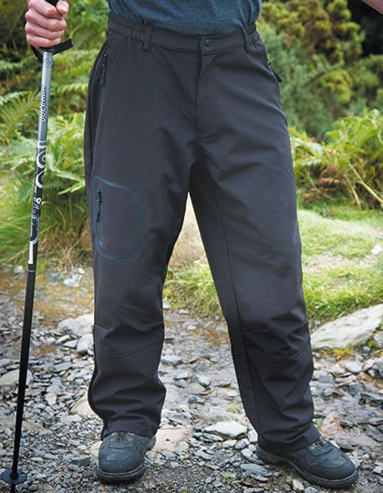 Tech Performance Soft Shell Trouser Result WORK-GUARD R132M