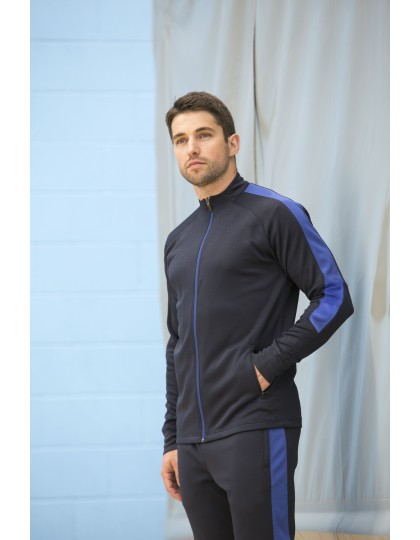 Adults Knitted Tracksuit Top Finden+Hales LV871