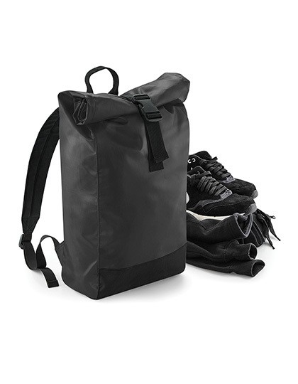 Tarp Roll-Top Backpack BagBase BG815 - Plecaki