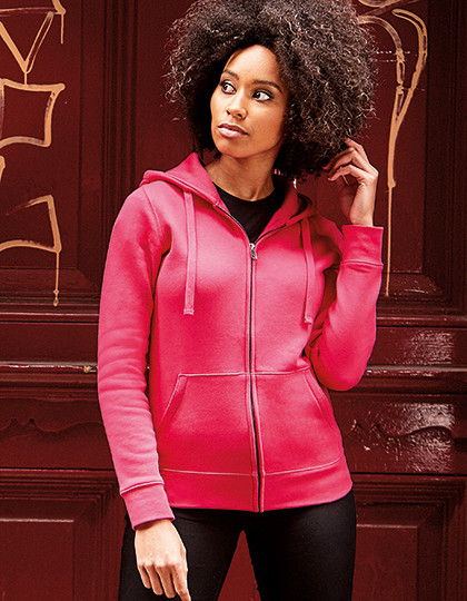 Ladies Authentic Zipped Hood Russell R-266F-0