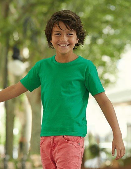 New Kids Sofspun® T Fruit of the Loom 61-015-0