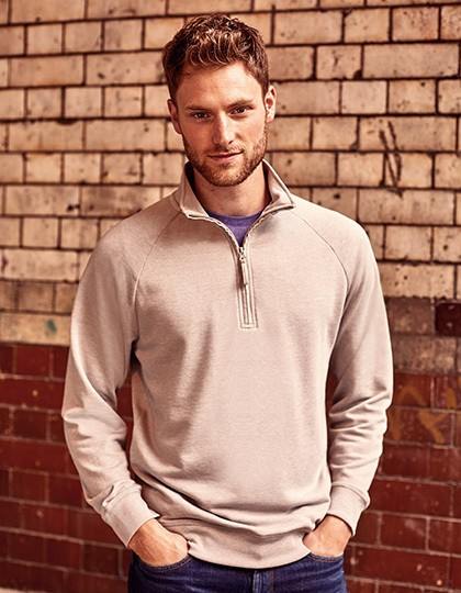Men´s HD 1/4 Zip Sweat Russell R-282M-0