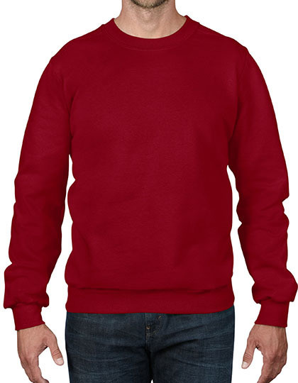 Bluza męska Crew Neck Anvil 71000