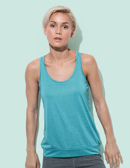 7916c74257f6bb Koszulka damska Active Performance Stedman ST8310 - Odzież na siłownie